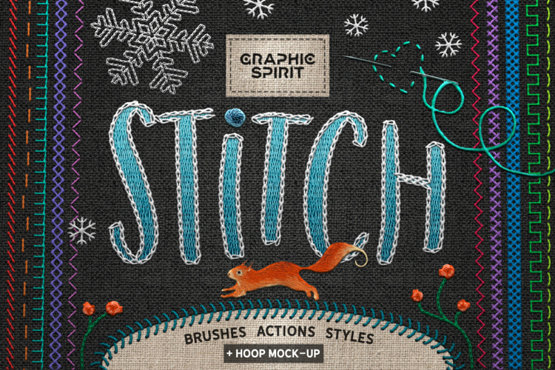 ps-stitch-brushes-actions-styles