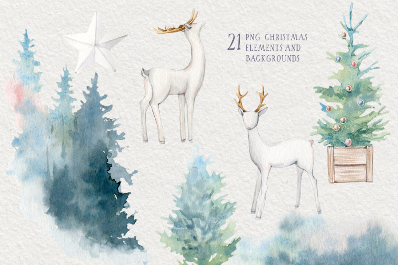 gentle-winter-watercolor-collection
