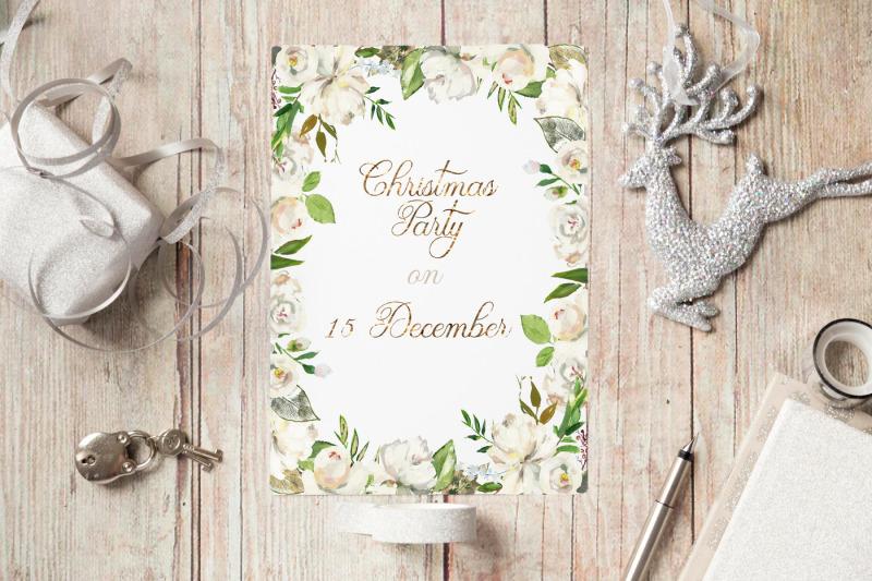 christmas-invitation-mockup
