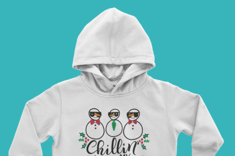 chillin-with-my-snowmies-snowman-club-svg-dxf-pdf-files-hand-drawn-lettered-cut-file-graphic-overlay