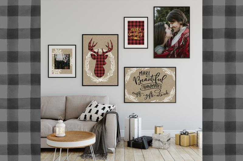 holiday-hand-painted-buffalo-check-bonus