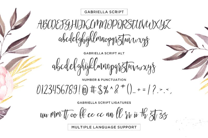 gabriella-script