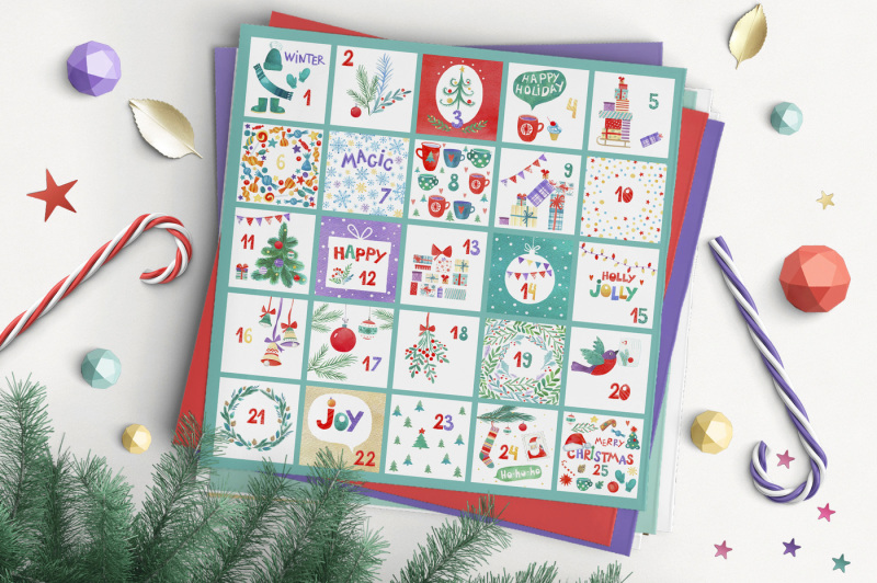 2-christmas-advent-calendars