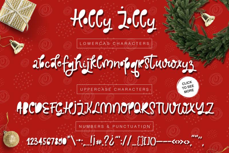 holly-jolly-font