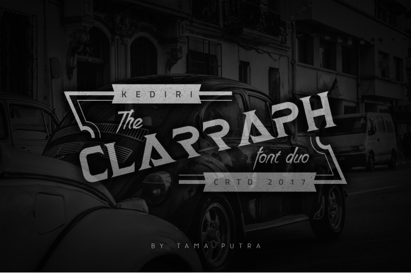 clarraph-display-amp-handwritten-font-duo