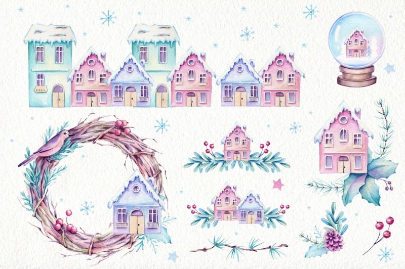 christmas-watercolor-set