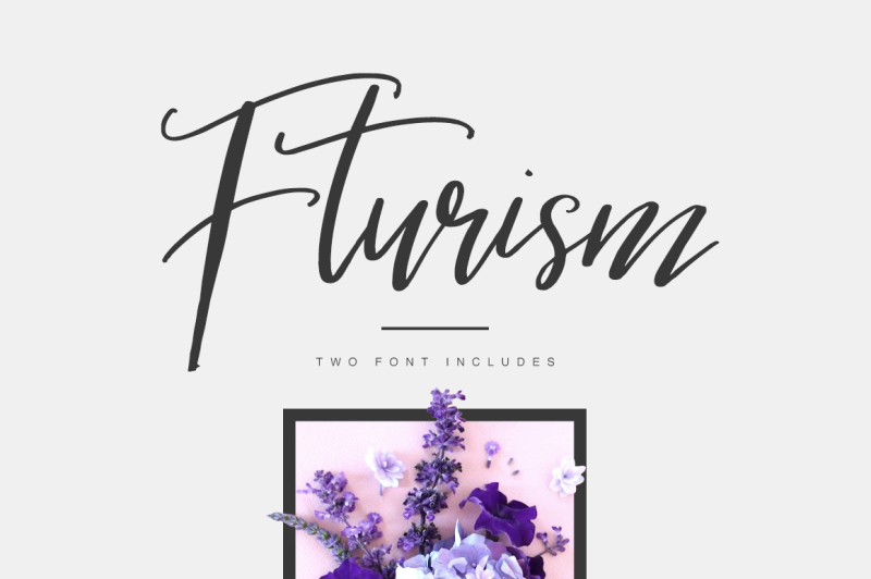 fturism-typeface