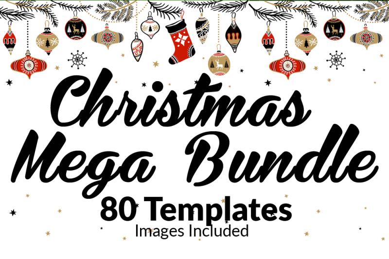 80-christmas-templates-bundle