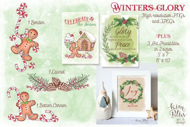 winter-039-s-glory-clip-art-3-art-prints