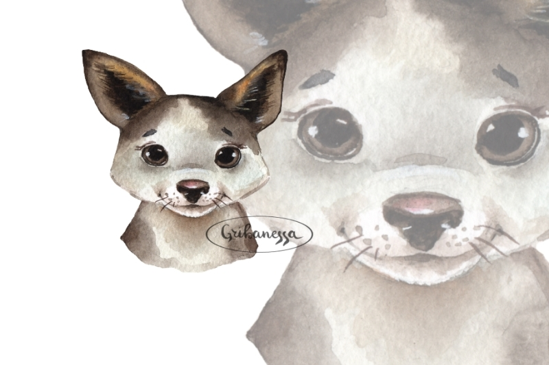 puppy-watercolor-dog