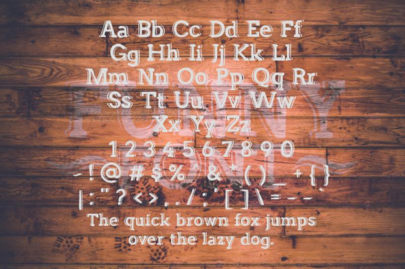 funny-font