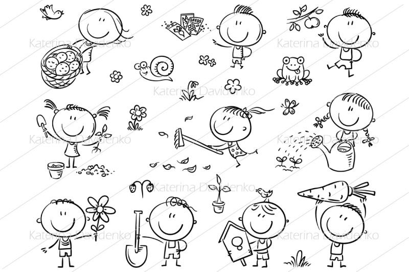 kids-gardening-set