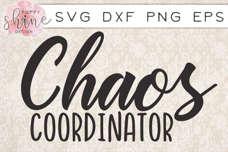 chaos-coordinator-svg-png-eps-dxf-cutting-files