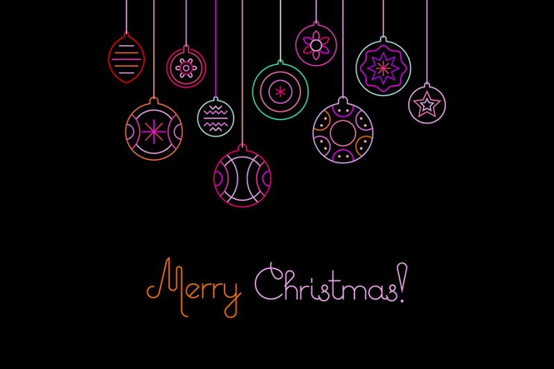 merry-christmas-christmas-balls-vector-illustration