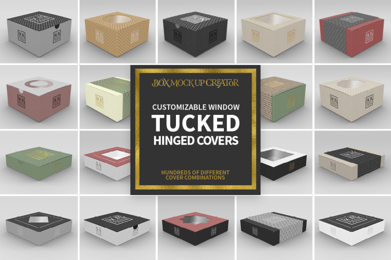 Download Square Psd Cardboard Box Mockup Yellowimages