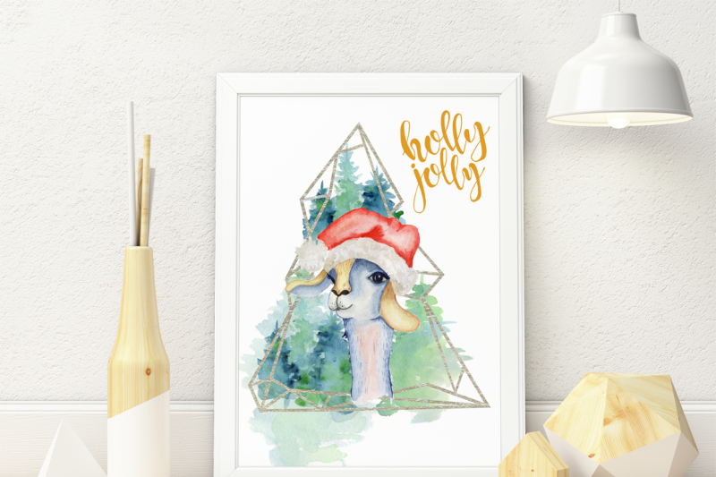 christmas-watercolor-cards-vol-1