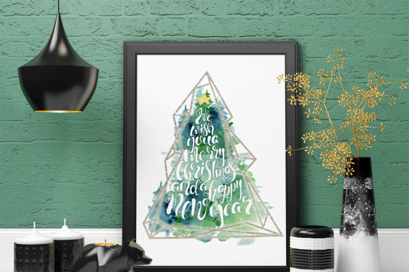 christmas-watercolor-cards-vol-2