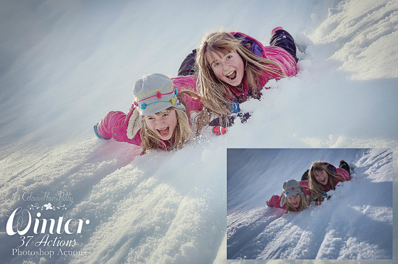winter-actions-for-photoshop