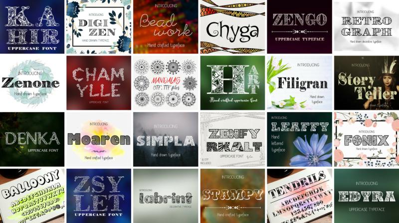 creative-font-bundle