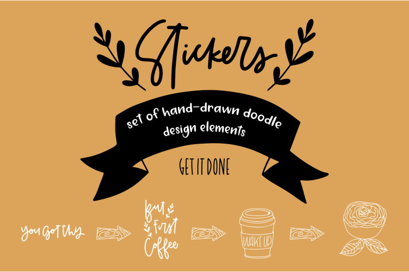 planner-stickers-doodle-style-design-elements