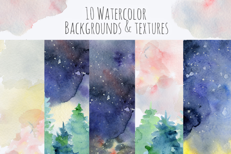 magical-winter-bundle-big-watercolor-and-lettering-collection