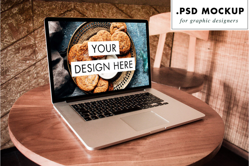 Free Photoshop laptop mockup (PSD Mockups)