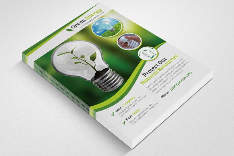 3-layout-green-energy-flyer-templates
