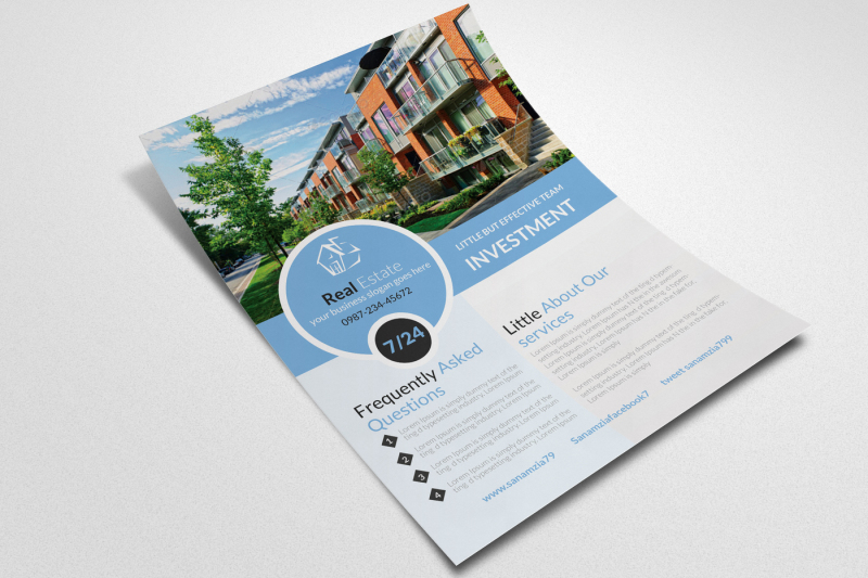 real-estate-agent-flyers