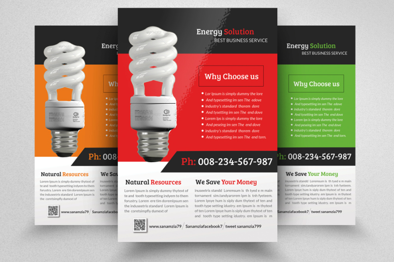 energy-saving-flyer