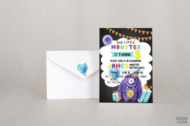 birthday-invitation-card-purple-monster-birthday-bash