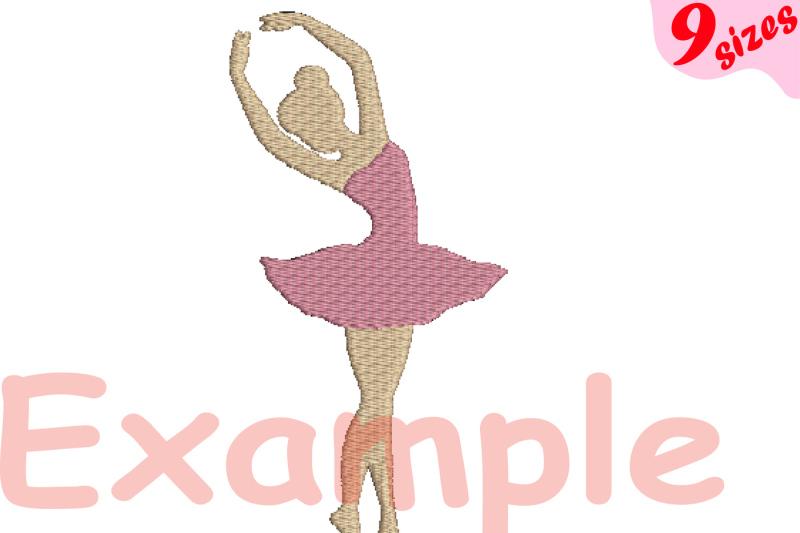 ballet-ballerina-embroidery-design-instant-download-commercial-use-digital-file-4x4-5x7-hoop-machine-icon-symbol-sign-girls-girl-sport-dance-girl-girls-127b