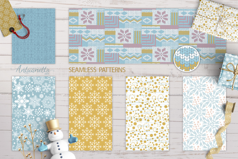 sparkling-snowflakes-collection