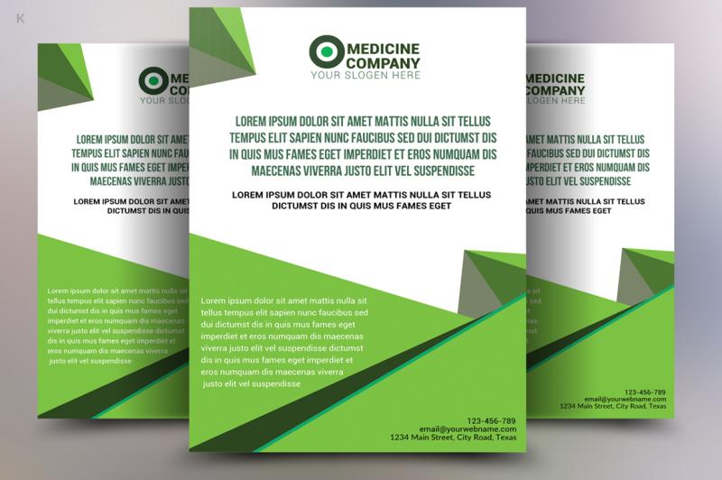 medicine-flyer