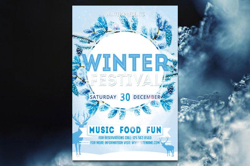 winter-festival-flyer
