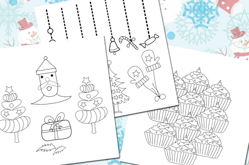 christmas-coloring-page-printable-christmas-coloring-page-vector-svg-eps-and-jpg-christmas-set