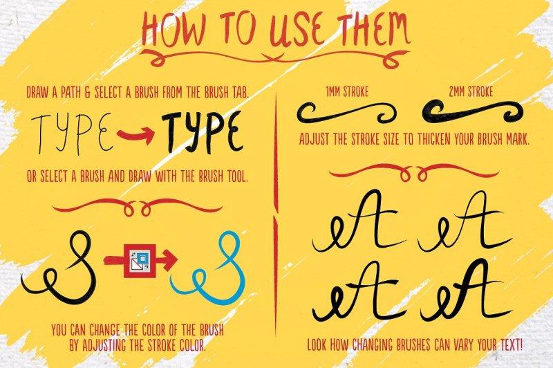 hand-lettering-brushes