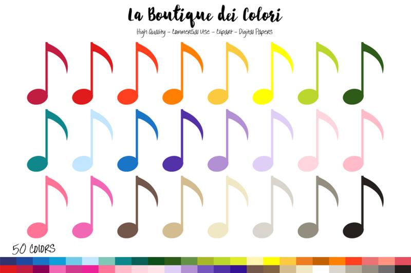 50-rainbow-music-notes-clip-art