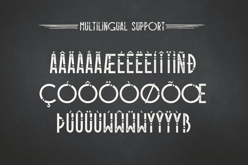 alioli-texture-geometric-font