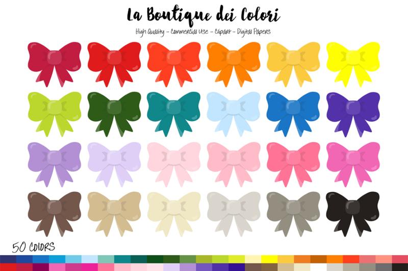 50-rainbow-pretty-bow-clip-art