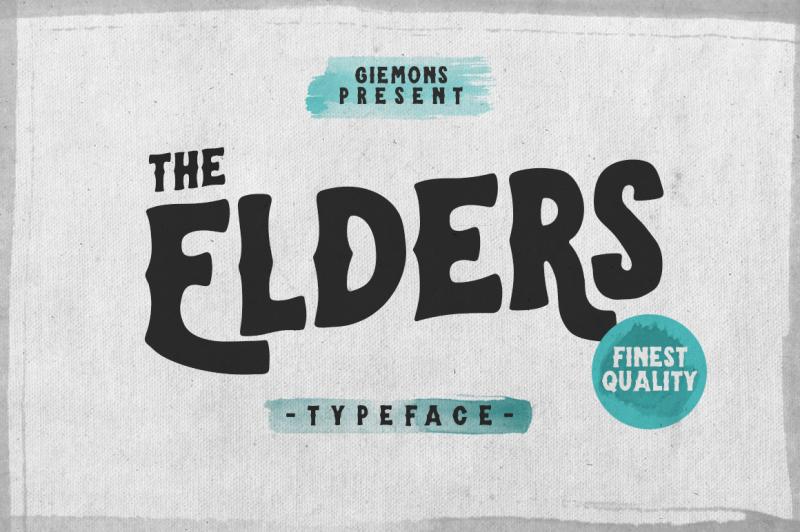 elders-typeface