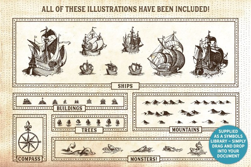 the-vintage-nautical-map-maker