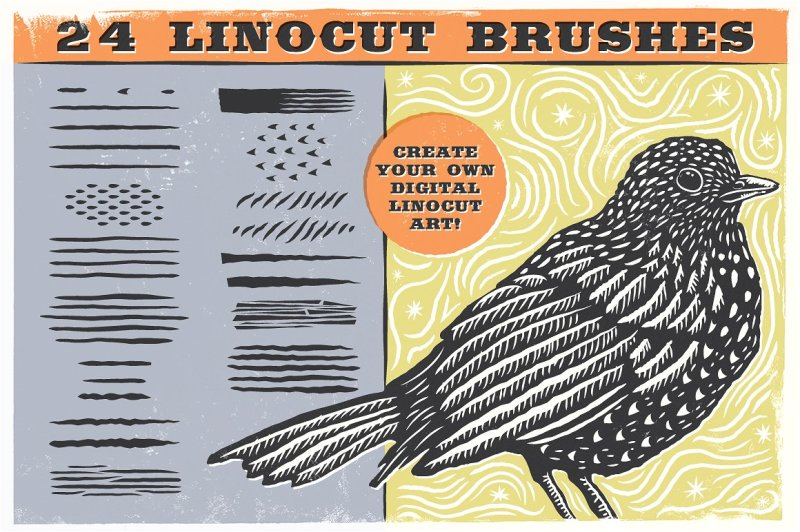 linocut-brushes