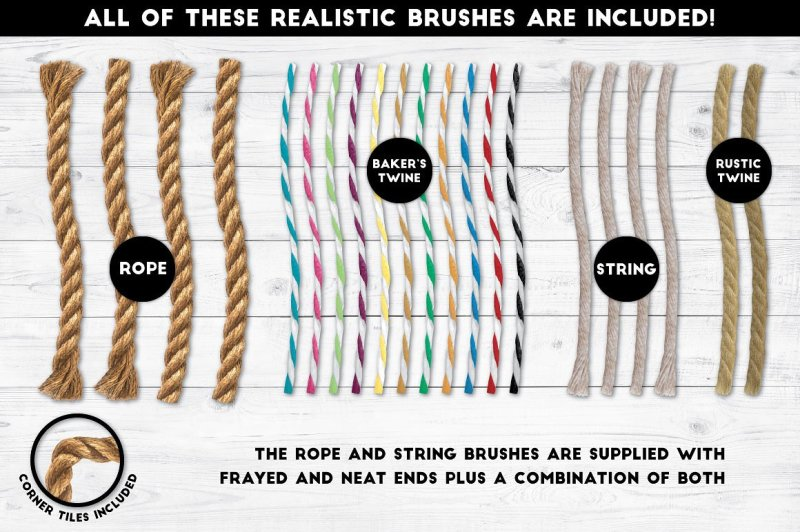real-rope-illustrator-brushes