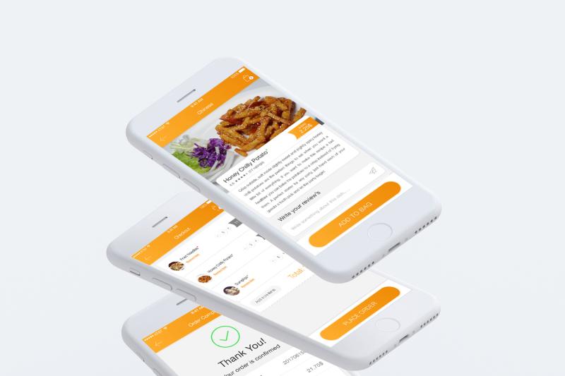 food-mad-app-ui-kit