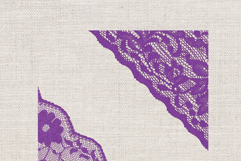 violet-corner-borders