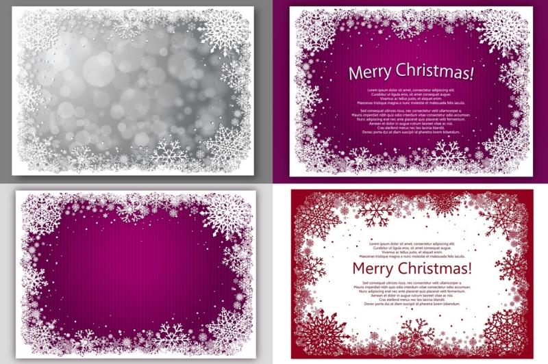 christmas-frames-collection