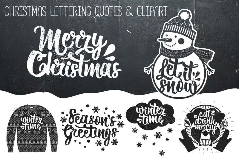 christmas-lettering-quotes