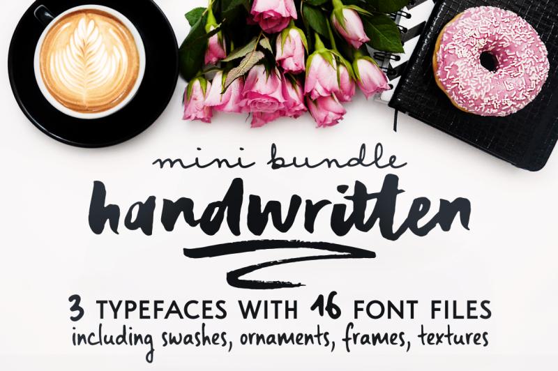handwritten-mini-bundle-extras