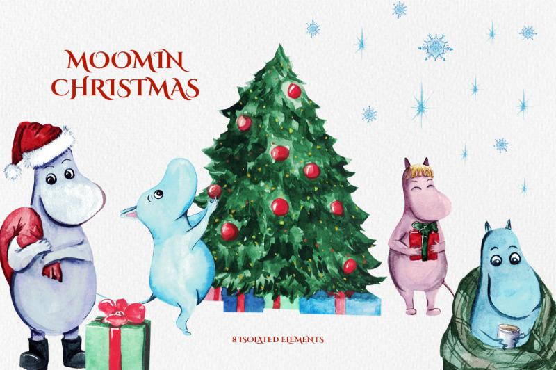 moomin-christmas