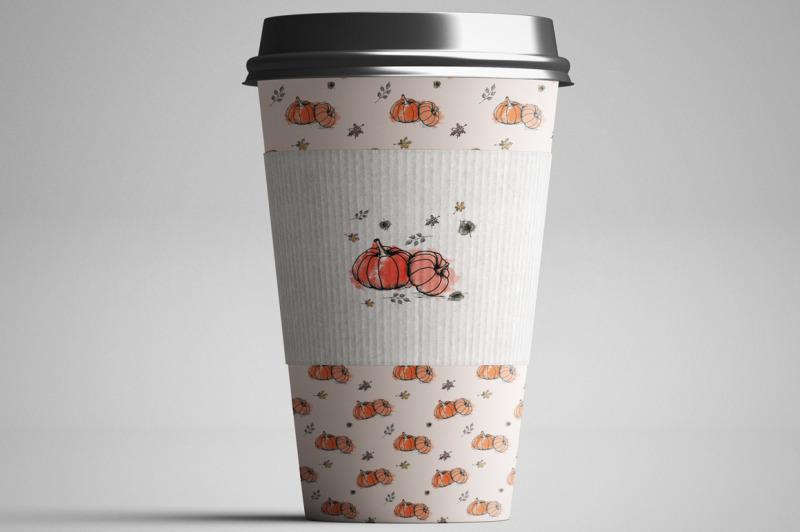 autumn-vibes-hand-drawn-set